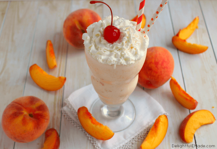bourbon peach creamsicle liz kelly books